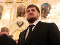 Ramzan Kadarov, presedintele Cecenia