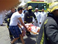 atac moschee Arabia Saudita