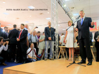 lansare de carte Klaus si Carmen Iohannis