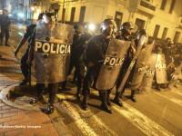 Proteste in Peru - GETTY
