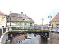 Podul Minciunilor Sibiu - Agerpres