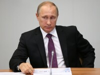 Vladimir Putin - Getty