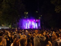 Concursul Jazz in the Park: Trupele de jazz din tara si strainatate pot castiga premii si ocazia de a deschide festivalul Jazz