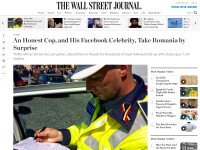 articol despre MArian Godina in Wall Street Journal