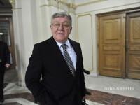 Corneliu Dobritoiu, presedintele Comisiei pentru aparare, ordine publica si siguranta nationala din Senat