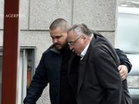 Omul de afaceri Dan Adamescu este adus la sediul Directiei Nationale Anticoruptie (DNA)