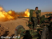 lupte irak - Getty/ AFP