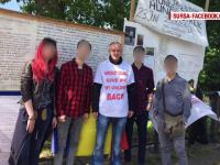protest Strasbourg
