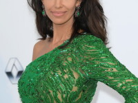 Madalina Ghenea, Cannes - Getty