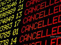 greva zboruri anulate