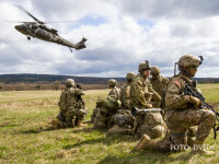 Atlantic Resolve, militari, elicopter Black Hawk