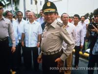 Manuel Noriega, dictator Panama