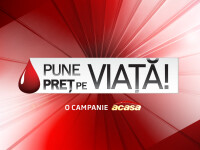 Campanie Acasa TV - Pune pret pe viata