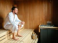 Vremea pentru saună