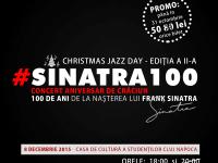 Premiera in jazz la Cluj: Concertul aniversar #SINATRA100 SOLD-OUT cu doua luni inainte de eveniment