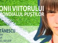 Fiul unuia dintre cei mari portari romani va apara Romania la Cupa Natiunilor Danone
