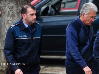 Adriean Videanu adus de politisti la DIICOT