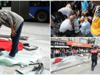 Explozii in Turcia, cover - AGERPRES