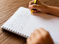 Ce spune felul in care scrii despre personalitatea ta