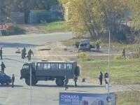 Operatiune antiterorista, in Rusia