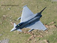 Eurofighter Typhoon, avion multirol al RAF