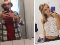 A gasit o fata necunoscuta pe Tinder, dar a ramas masca atunci cand si-a dat seama de un detaliu din fotografie:
