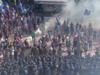explozie parlament Kiev - stiri