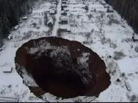 crater Rusia