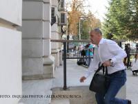 Sebastian Ghita soseste la Inalta Curte de Casatie si Justitie unde se judeca cererea sa de ridicare a controlului judiciar, in dosarul in care este cercetat si fostul premier Victor Ponta