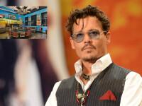 Johnny Depp si-a scos penthouse-ul la vanzare si arata ca in povesti! Pretul este insa ametitor