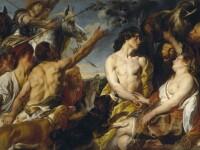Atalanta si Meleager
