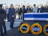 Inmormantare Shimon Peres