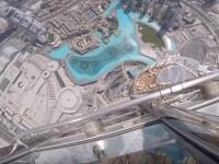 iPhone 7 aruncat de pe Burj Khalifa