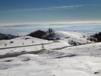 Avertizare ANM: la munte începe să ningă de azi