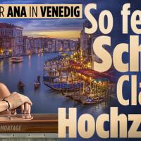 Frumoasa si Bastian | Mijlocasul german se insoara astazi cu superba Ana Ivanovic