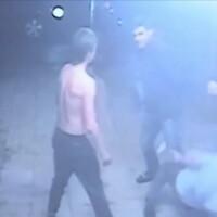 Doi luptatori de kickboxing au facut scandal intr-un magazin, dar s-au pus cu cine nu trebuia! Ce au patit dupa ce au fost facuti KO