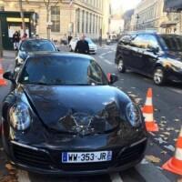 Si-a parcat aiurea masina noua de 150.000 de euro iar politistii i-au detonat-o! Ce a facut barbatul cand a vazut ce s-a intamplat