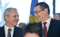 Liviu Dragnea si Victor Ponta