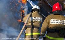 pompieri rusi sting un incendiu