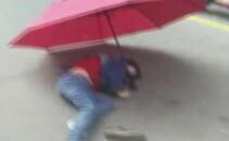 copil cazut