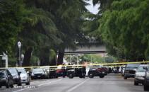 atac armat California - Getty