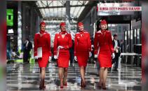 insotitoare de zbor Aeroflot