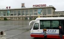 aeroport Phenian - AFP/ Getty