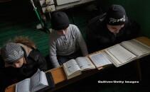 Elevi din Daghestan