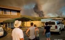 Incendiu in California - AGERPRES