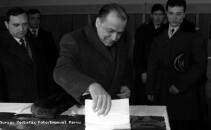 Ion Iliescu, alegeri 1990