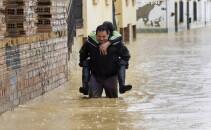 Inundatii Spania