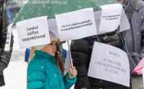 proteste banci datornici CHF