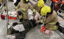 atac metrou Hong Kong