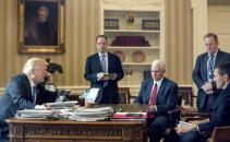 Casa Alba Trump - Agerpres